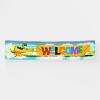LG Welcome Banner, and It is Adorable Banner