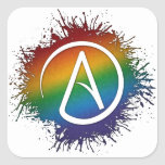 LGBT Atheists Symbol