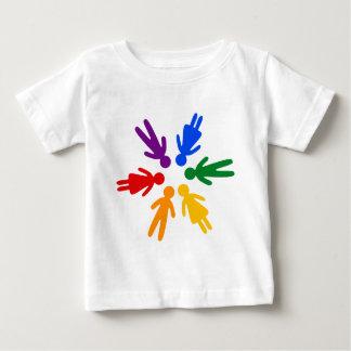 lgbt circle baby T-Shirt