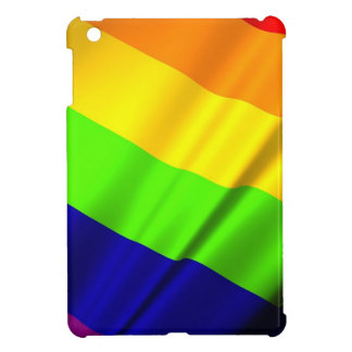 Lgbt Gay Flag Symbol Pride Rainbow Lesbian Love Cover For The iPad Mini