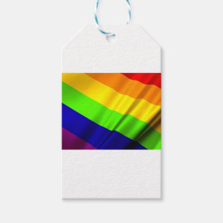 Lgbt Gay Flag Symbol Pride Rainbow Lesbian Love Gift Tags