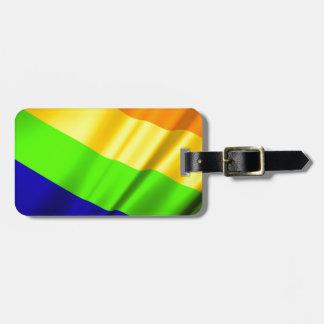 Lgbt Gay Flag Symbol Pride Rainbow Lesbian Love Luggage Tag
