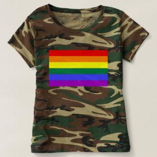 LGBT Gay Pride Rainbow Flag T-Shirt