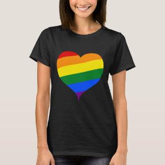 LGBT Heart T-Shirt
