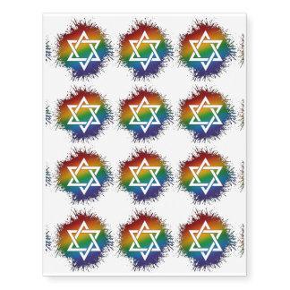 LGBT Judaic Star of David