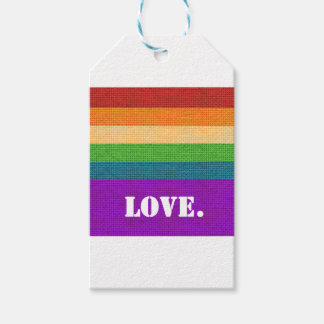 LGBT Love Gift Tags