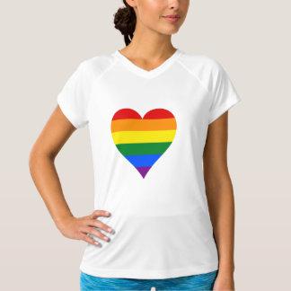 LGBT pride heart T-Shirt