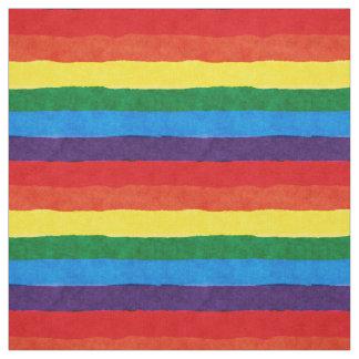 LGBT Pride Rainbow Fabric