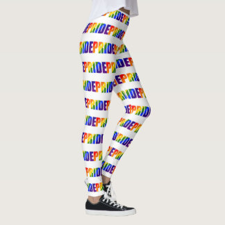 LGBT Pride Rainbow Leggings All-Over Print