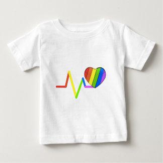 LGBT Pulse Orlando Tribute #LoveWins Baby T-Shirt