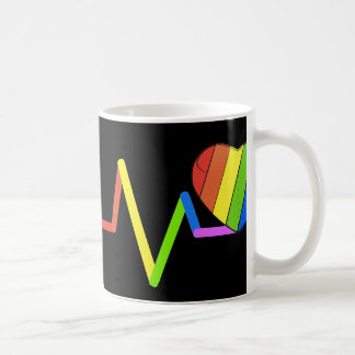 LGBT Pulse Orlando Tribute #LoveWins Coffee Mug