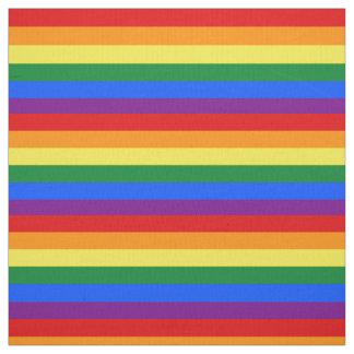 LGBT Rainbow Pride Flag Fabric
