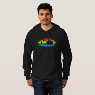 LGBT State Pride Euro: CO Colorado Hoodie