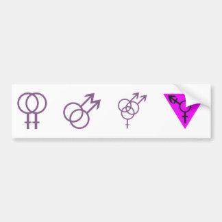 LGBT-Symbols Sticker