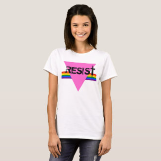 LGBTQ Resist T-Shirt