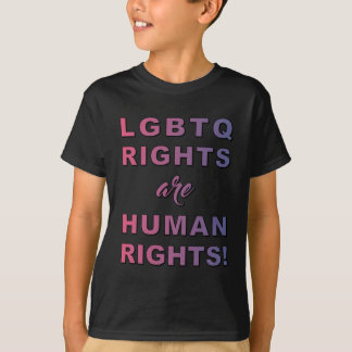LGBTQ RIGHTS... T-Shirt