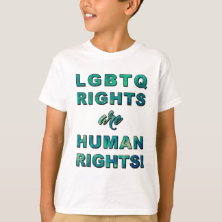 LGBTQ RIGHTS... T-Shirt