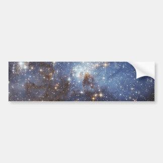 LH 95 Star forming region NASAs Bumper Sticker