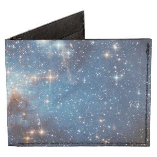 LH 95 stellar nursery space photography Tyvek® Billfold Wallet