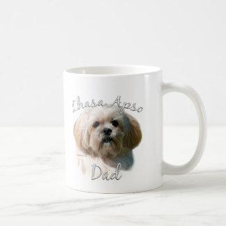 Lhasa Apso Dad 2 Coffee Mug