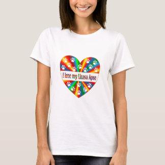 Lhasa Apso Love T-Shirt