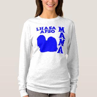LHASA APSO MAMA T-Shirt