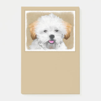 Lhasa Apso Post-it Notes