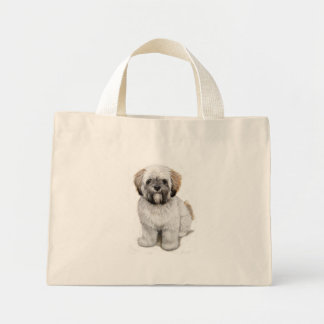 Lhasa apso Puppy bag