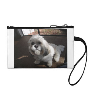 Lhasa Apso sitting Coin Purse