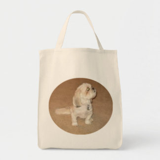 Lhasa Apsos to the Store Tote Bag