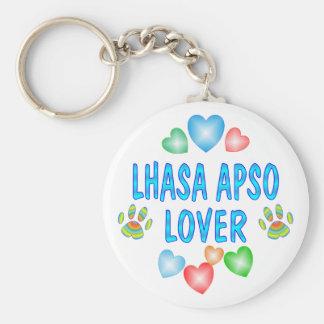 LHASA LOVER KEY RING