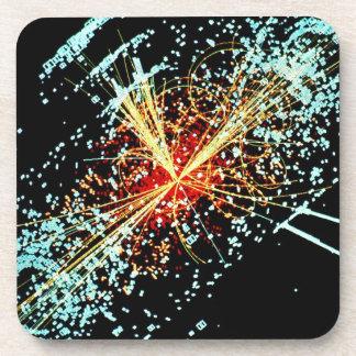 LHC Collision Beverage Coaster