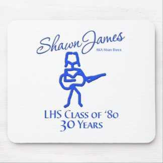 LHS 30 Year Mouse Pad