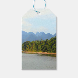 Li River, China Gift Tags