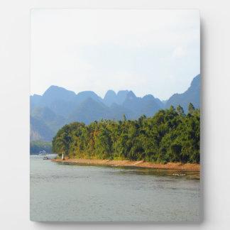 Li River, China Plaque