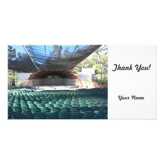 Libbey Bowl Ojai Customized Photo Card