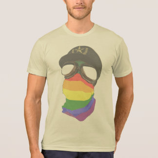 Liberal and Fascism - POly cotton T-shirt