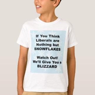 Liberal Blizzard T-Shirt