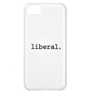 liberal. iPhone 5C covers