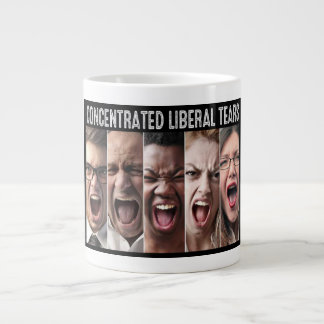Liberal Concentrated Tears -- Mug Big
