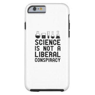 Liberal Conspiracy Tough iPhone 6 Case
