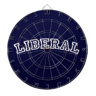 Liberal Dartboard