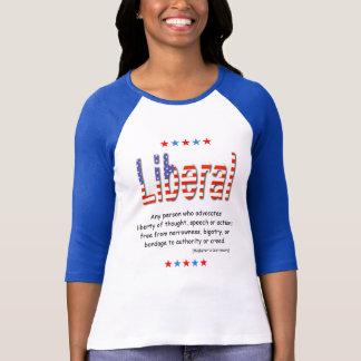Liberal Definition T-Shirt