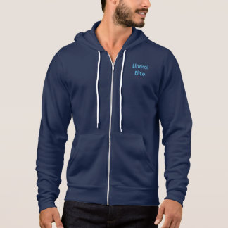 Liberal Elite / We're Still Here Personalized Hoodie