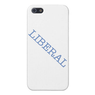 Liberal iPhone 5 Covers