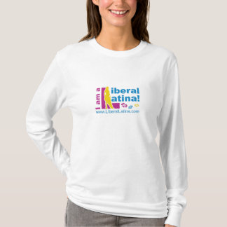 Liberal Latina Plus Size T-Shirt