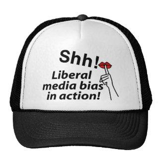 Liberal Media Bias Cap