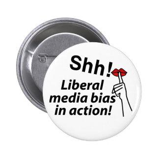 Liberal Media Bias Pins