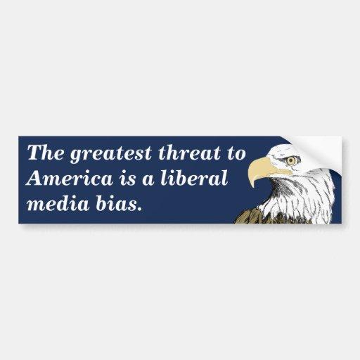 liberal biased media essays