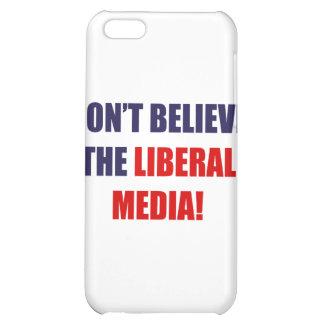 Liberal Media iPhone 5C Cover